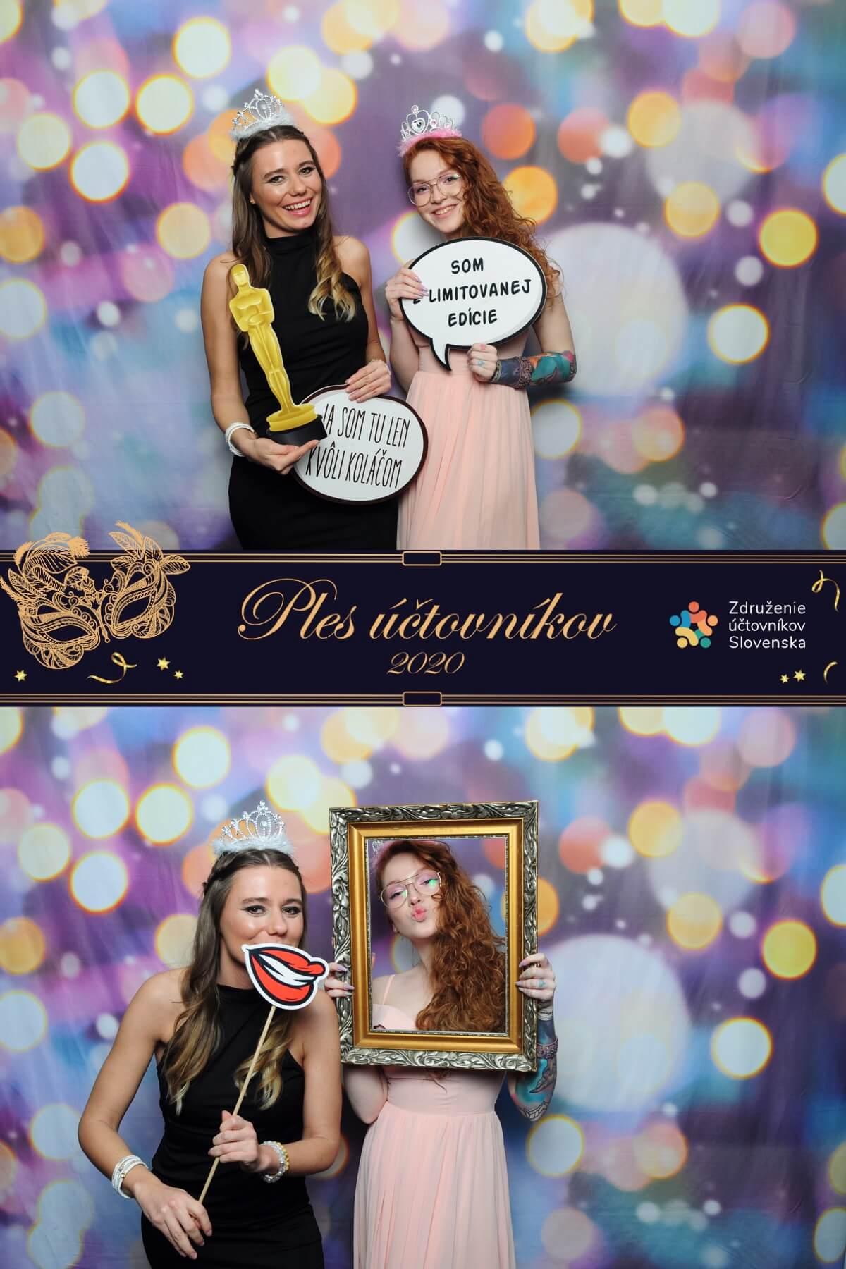 fotobudka na ples bratislava